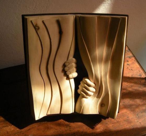 Nino Orlandi木雕艺术作品欣赏