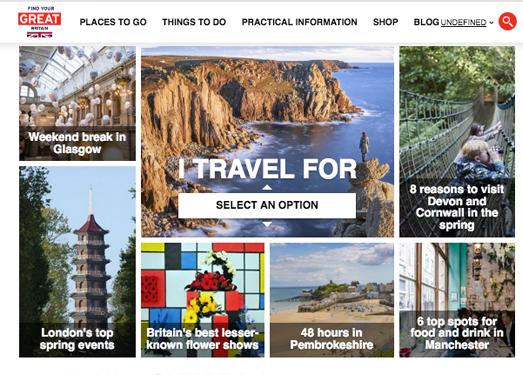 Visitbritain:英國旅遊局官方網站