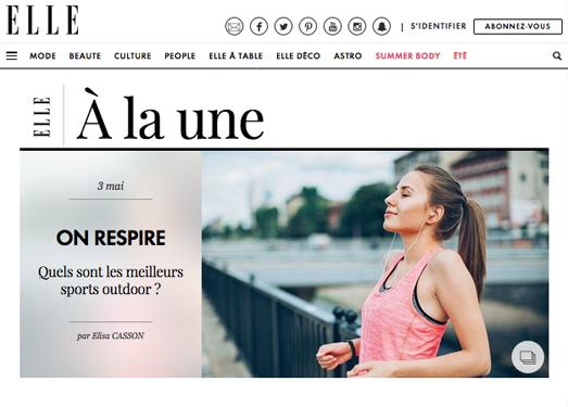 法国Elle时尚杂志